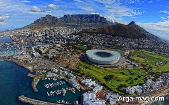 چشم انداز آفریقای جنوبی