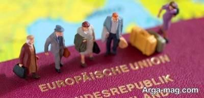 مهاجرت کردن به آلمان