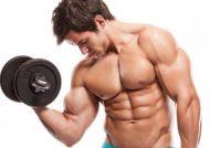 تقویت عضلات و حرکات ورزشی با دمبل