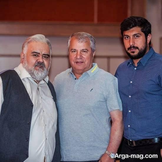 بیوگرافی در مورد اکبر عبدی
