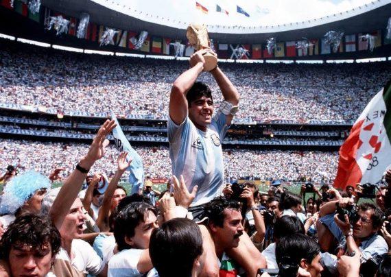 زندگینامه دیه گو مارادونا