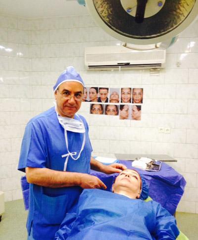 دکتر ابوالفضل زارعی جراح پلاستیک بینی صورت پلک گوش متخصص گوش و حلق و بینی