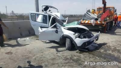 دیدن تصادف اتومبیل در خواب