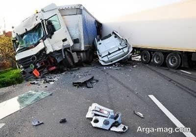 دیدن تصادف اتومبیل در خواب دارای چه تعبیری است؟