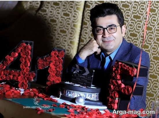 جشن تولد خصوصی فرزاد حسنی