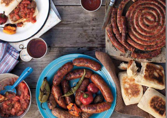 طرز تهیه سوسیس کبابی