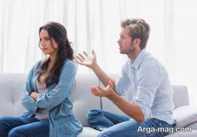کاهش حساسیت های همسر
