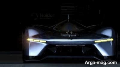 رونمایی از خودروی مفهومی هولدن