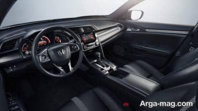 مشخصات و قیمت هوندا سیویک مدل 2019