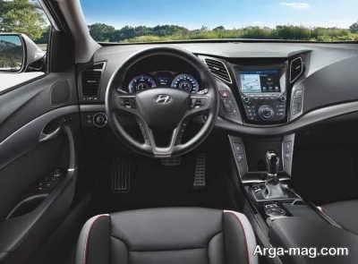 هیوندای i40 مدل 2019 با قابلیت های جدید