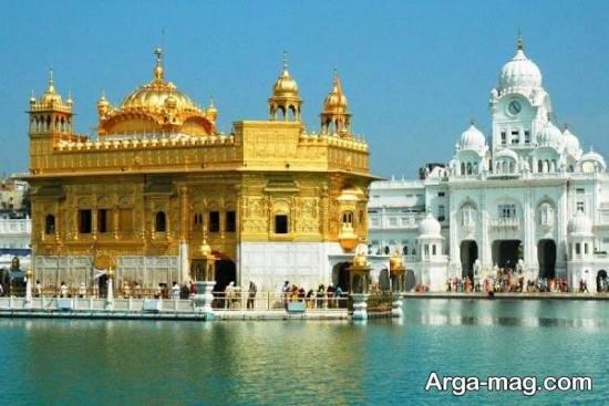 معبد طلا در هندوستان