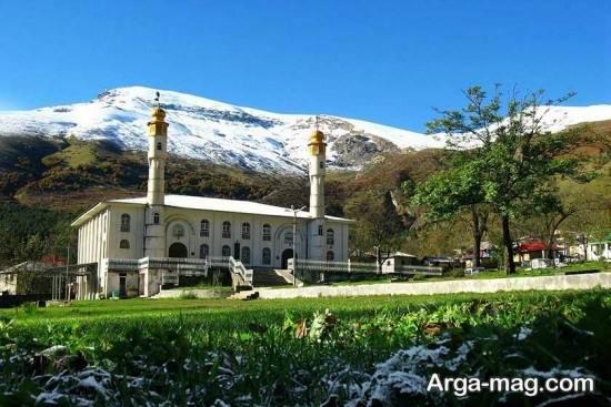 مسجد تاریخی جواهرده