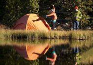 کمپ زدن در طبیعت چه روشی دارد