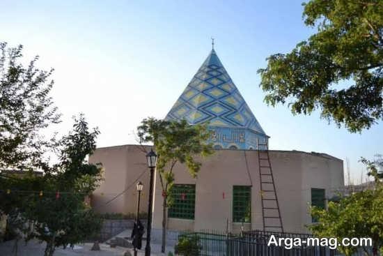 کردستان و بناهای تاریخی