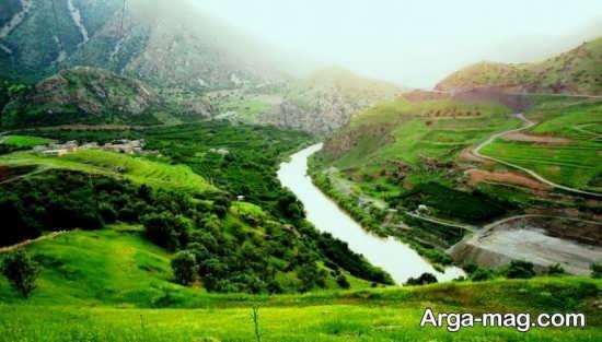 مکان های رویایی کردستان