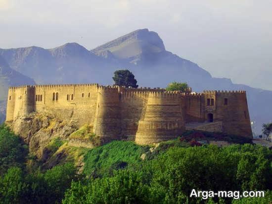 قلعه تماشایی کردستان