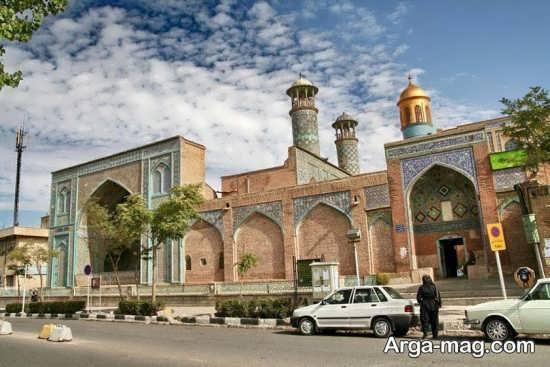 شهر سنندج در کردستان