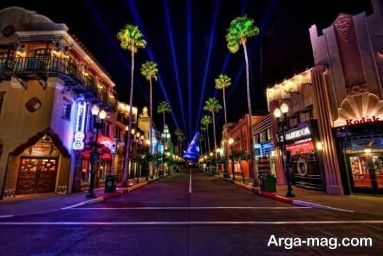 مکان های دیدنی لس آنجلس آمریکا