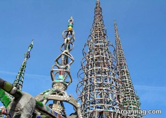 برج ها خلاقانه در لس آنجلس