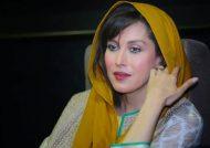 مهتاب کرامتی و محمدرضا غفاری در اکران فیلم جاده قدیم