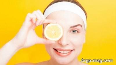 انواع ماسک رفع کننده تیرگی پوست