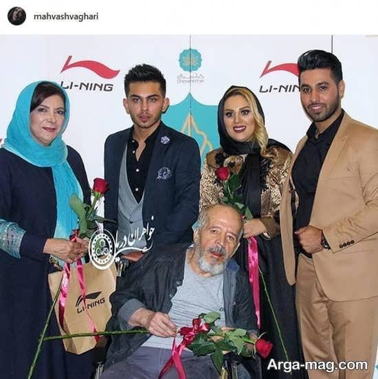 عکس جدید از وضعیت نامساعد محسن قاضی مرادی
