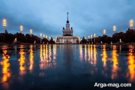 چشم اندازهای مهم مسکو