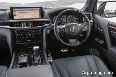 قیمت و مشخصات لکسوس LX570 S
