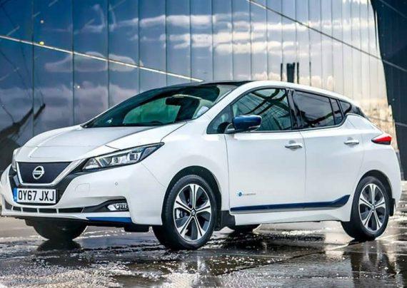 پرفروش ترین خودروی برقی اروپا