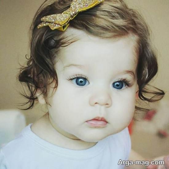 عکس نوزادان دختر خوشگل