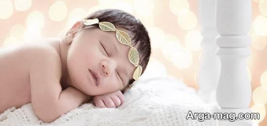 عکس رویایی دختر بچه