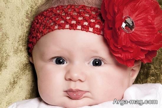 عکس نوزادان دختر خوشکل و بانمک