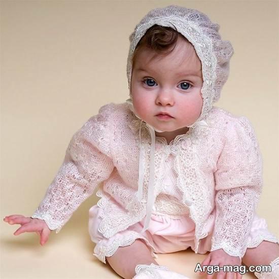 عکس قشنگ از دختربچه باحال