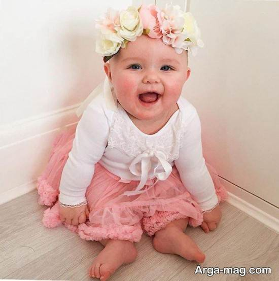 گالری عکس نوزاد دختر