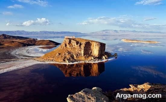 مناطق شناخته شده ارومیه