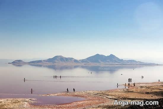 دریاچه نمک ارومیه