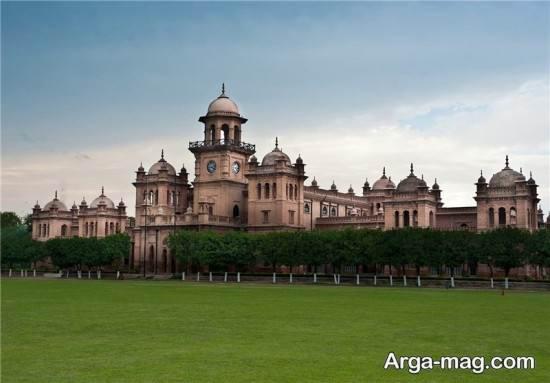 مناطق بی نظیر پاکستان
