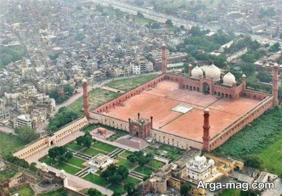 جاذبه های تاریخی پاکستان