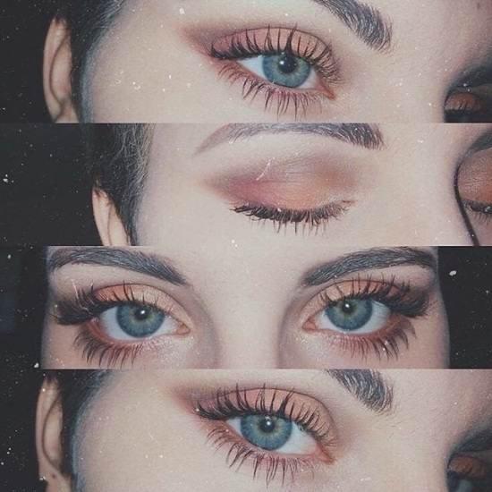 پروفایل چشم برای دخترها
