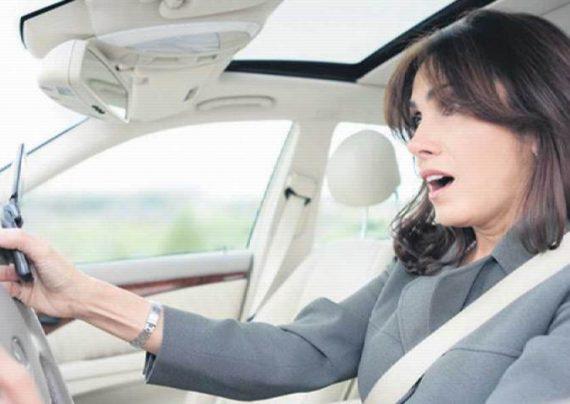 دلایل ترس از رانندگی
