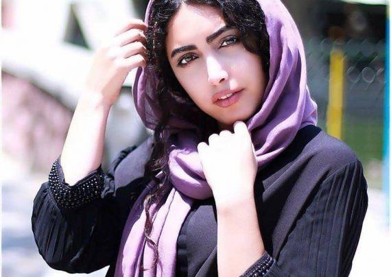 آرایش لاکچری ساناز طاری بازیگر نقش نیکا