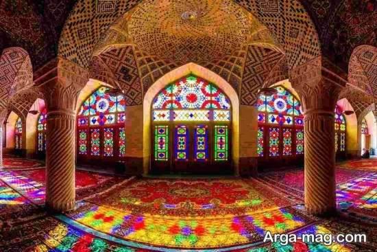 مسجد قدیمی شیراز