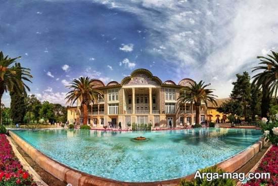 مناطق دیدنی شیراز