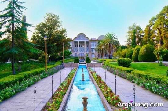 مناطق توریستی شیراز
