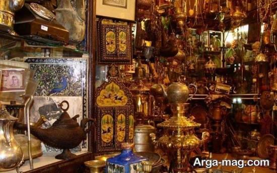 جاذبه های معروف شیراز