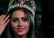 فرار ملکه زیبایی عراق به اردن