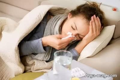استراحت برای درمان سینوزیت