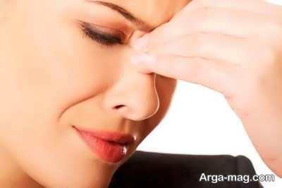 درد سینوس