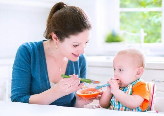 تغذیه نوزاد ده ماهه را بدانید