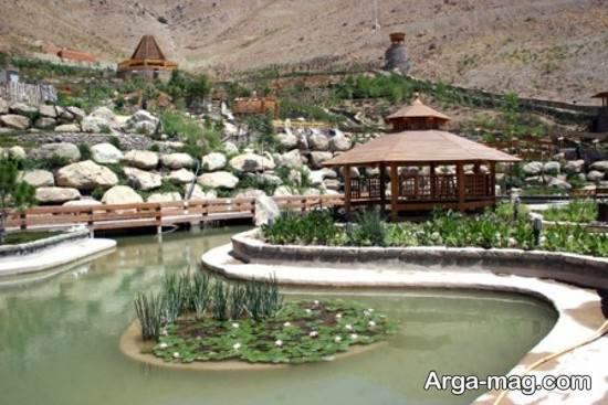 جاذبه های غرب تهران